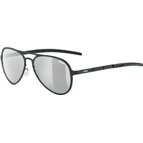 UVEX LGL 30 Pola Bike Glasses grey/black
